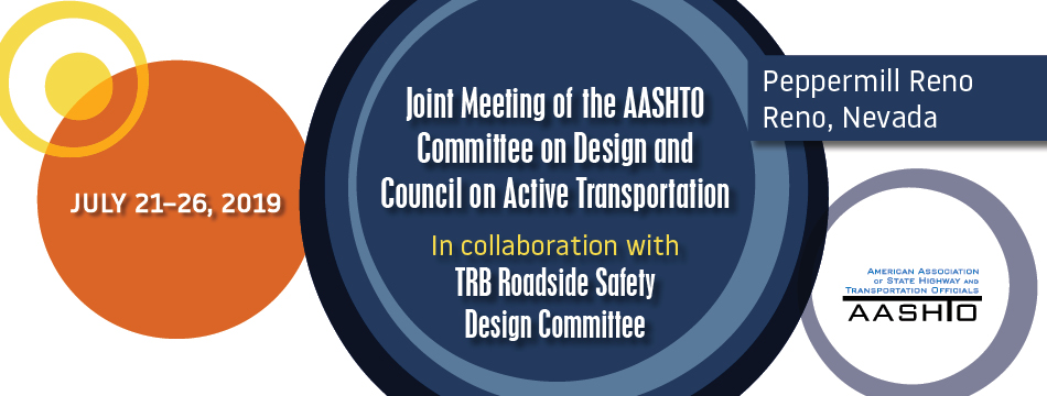 Joint Meeting of the AASHTO COD & CAT In Collaboration with TRB Roadside Safety Design Committee