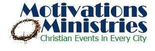 Motivations Ministries Announcements