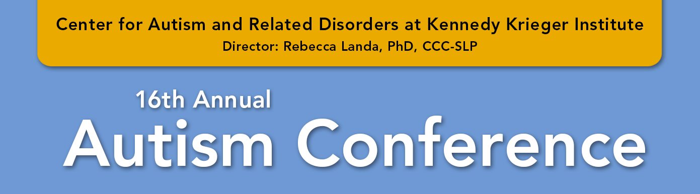 16th Annual Autism Conference