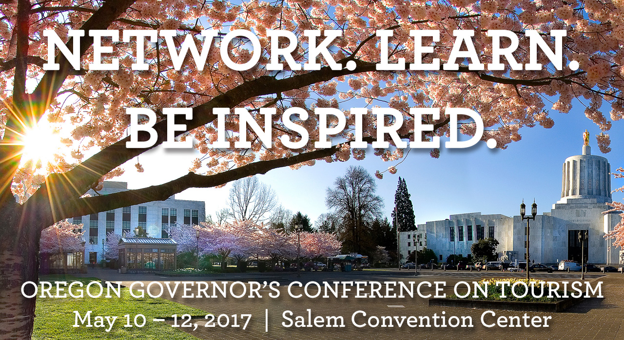2017 Oregon Governor's Conference on Tourism