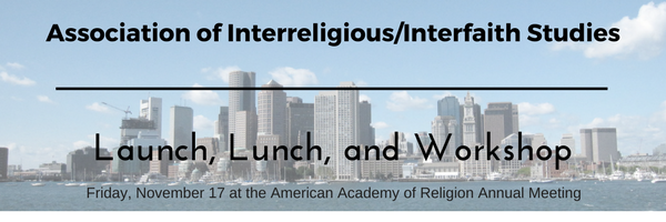 Association of Interreligious and Interfaith Studies Launch