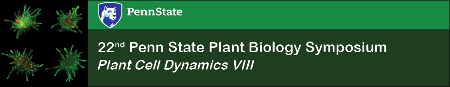 22nd Penn State Plant Biology Symposium