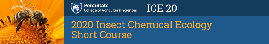 Insect Chemical Ecology - ICE 2020