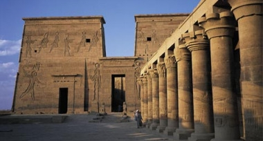 Aswan The Temple Of Philae