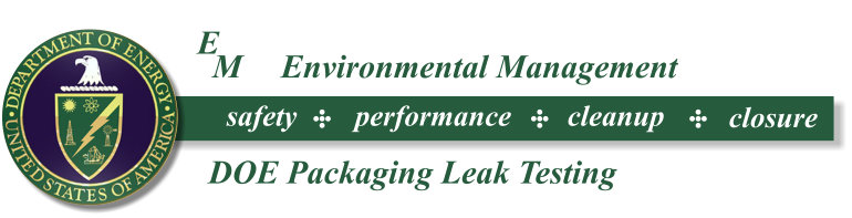 Radioactive Material Package Operations and Leak Testing