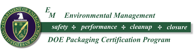 Management of Safety Analysis Report for Packaging (SARP)