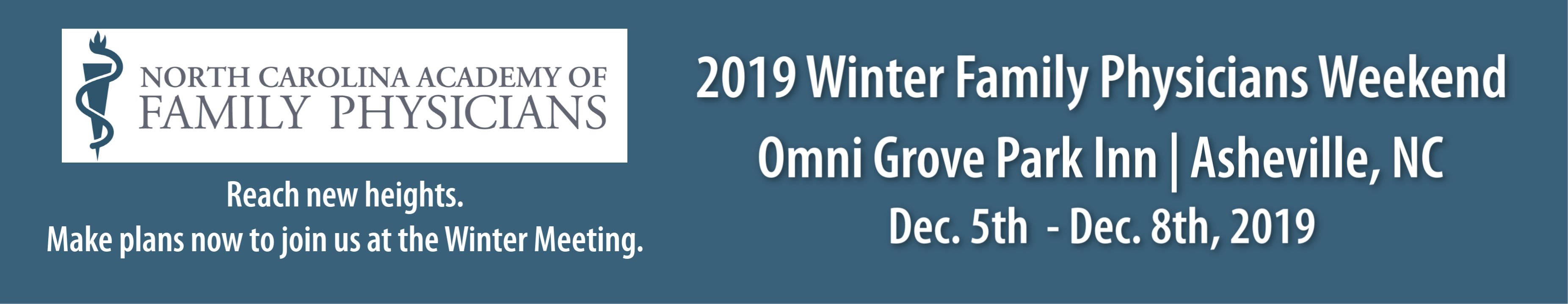 The 2019 Winter Family Physicians Weekend