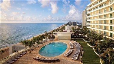 Enjoy the View from The Ritz-Carlton