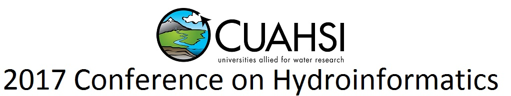 2017 CUAHSI Conference on Hydroinformatics - Swimming in Data without Drowning in the Deluge