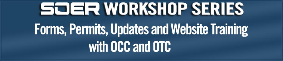SOER- Navigating State Forms with OCC and OTC (OKC)