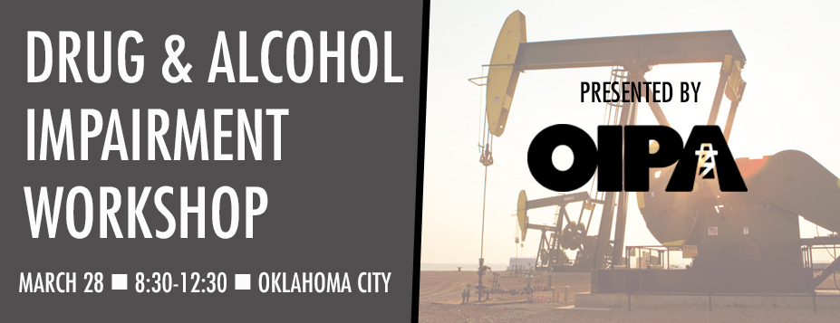 OIPA Drug and Alcohol Impairment Testing in the Oilfield
