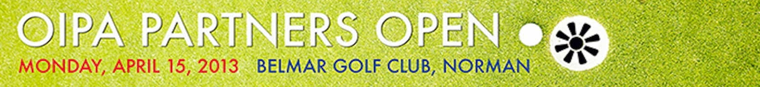 2013 OIPA Partners Open Golf Classic