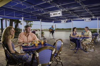 Bilmar Beach Cafe Patio