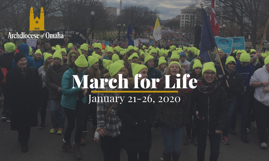 March for Life 2020 - Norfolk Area Hub