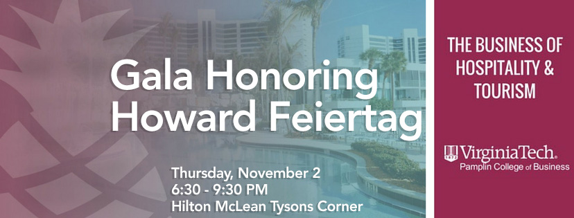 Gala Honoring Howard Feiertag