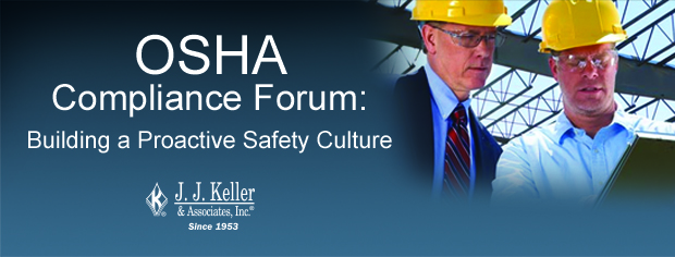 OSHA Event - Madison, WI - Wednesday, February 28th, 2018