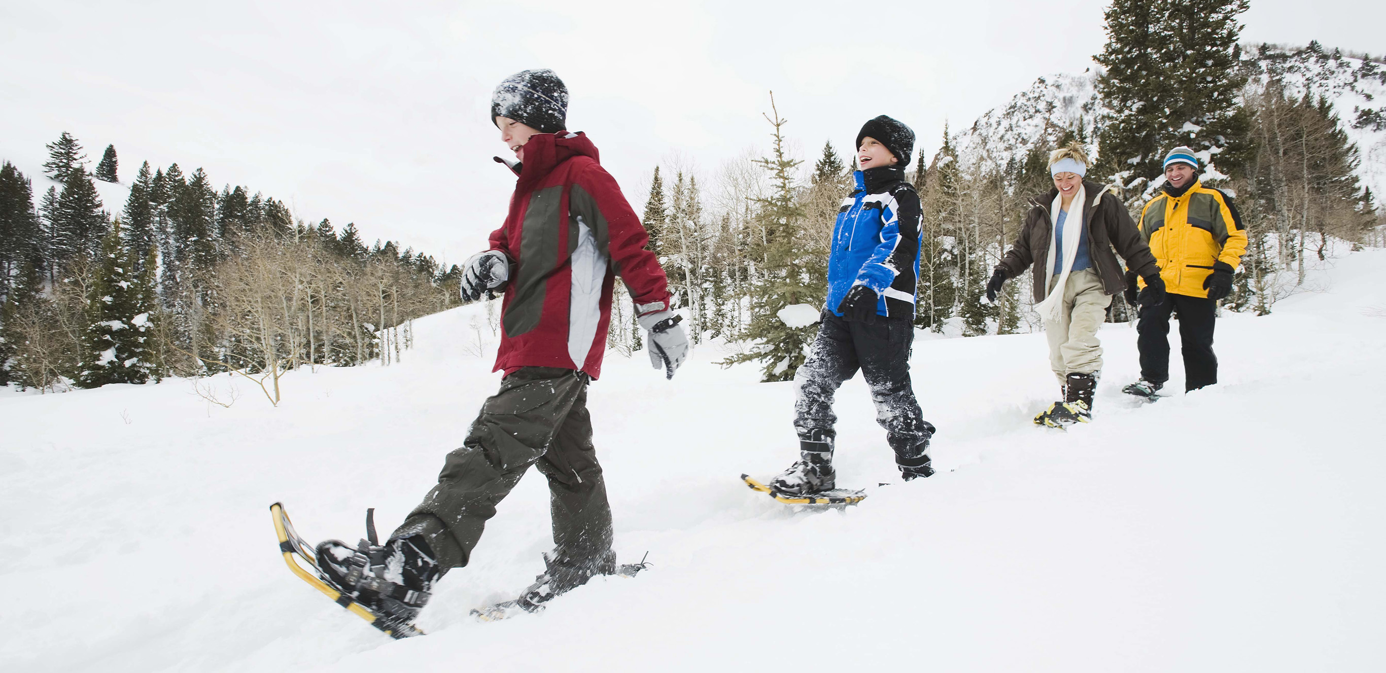 Winter Adventure for Teens with Diabetes