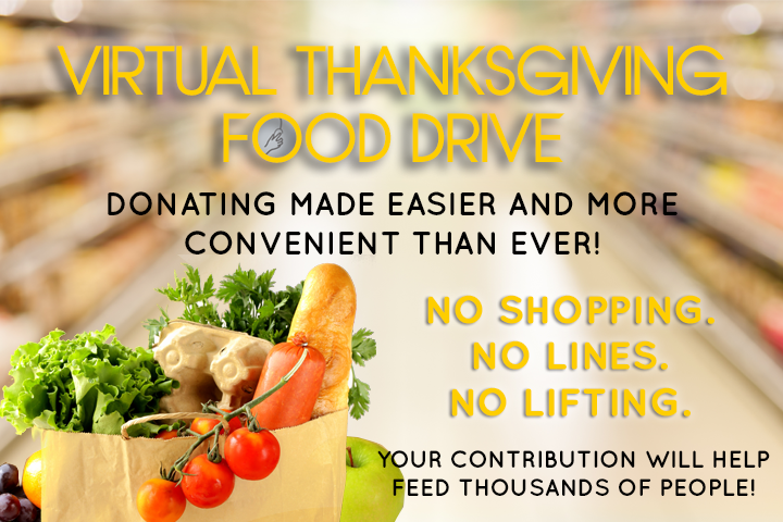 Virtual Thanksgiving Food Drive 2017
