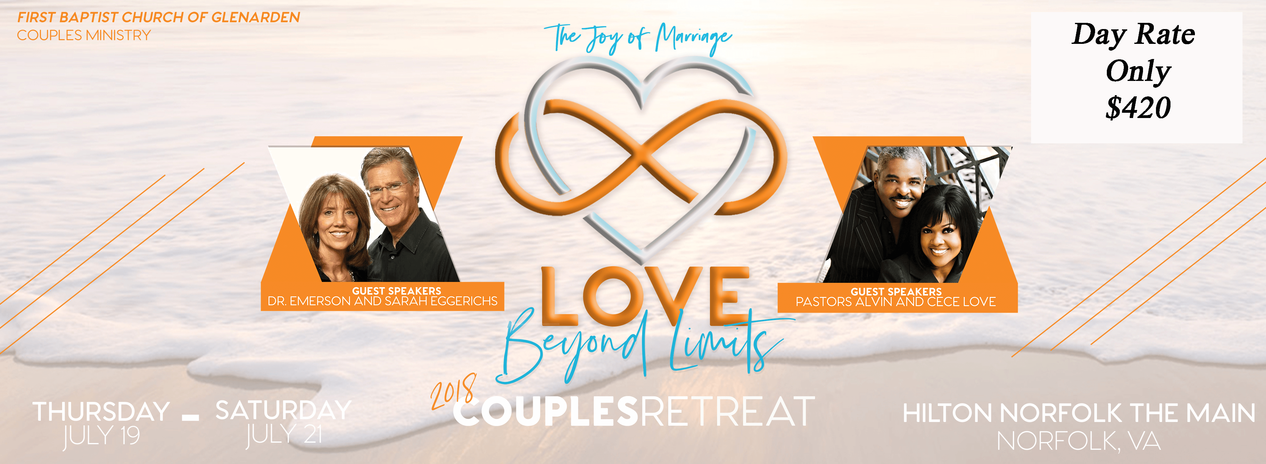 FBCG Couples Retreat 2018