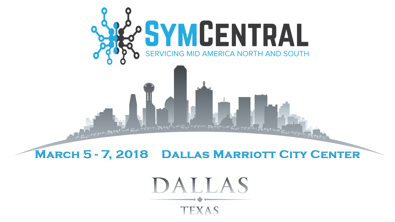 SymCentral 2018 Annual User Group Conference
