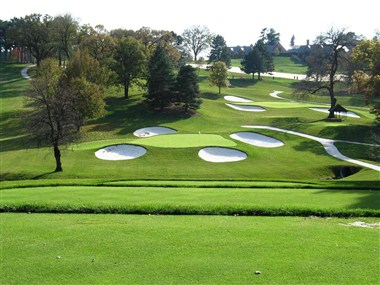 Omaha Golf Courses