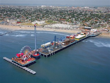 Pleasure Pier - Galveston Island