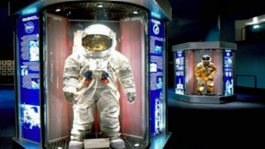 Space Center Houston Exhibit