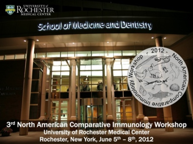 3rd North American Comparative Immunology Workshop