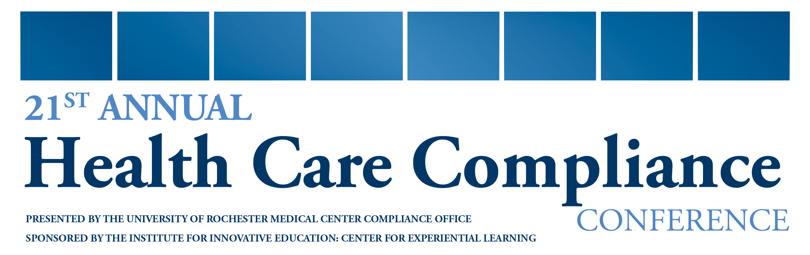 21st Annual Health Care Compliance Conference