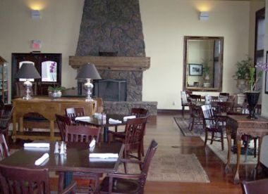 The Bar and Fireside Lounge