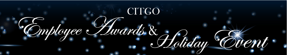 CITGO Employee Awards & Corporate Holiday Event