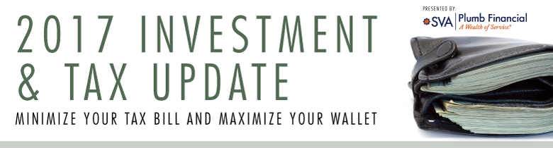 2017 Investment & Tax Update