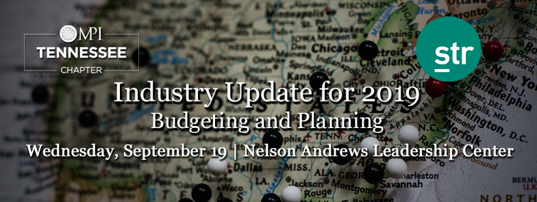 Industry Update for 2019 Budgeting and Planning