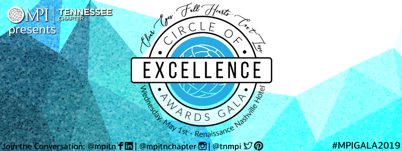MPI Tennessee Chapter 2019 Circle of Excellence Awards Gala & Auction