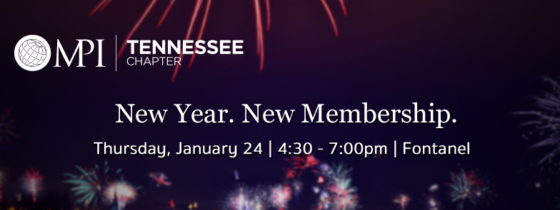New Year. New Membership.