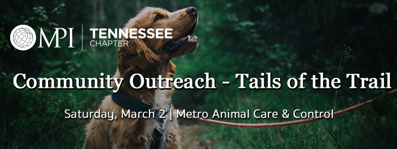 Community Outreach - Tails of the Trail