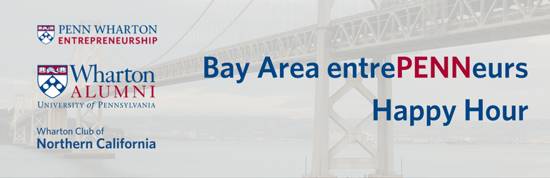 Bay Area entrePENNeurs Happy Hour