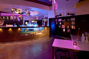 Bar and Lounge Area