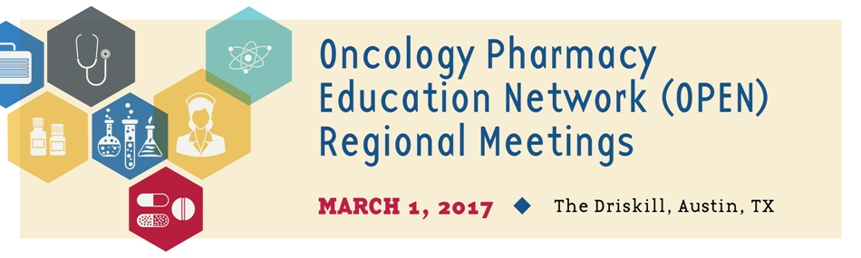 ACCC/HOPA Oncology Pharmacy Education Network (OPEN) Regional Meeting in Austin, TX