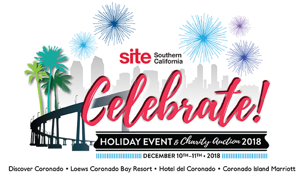 2018 SITE SoCal Holiday Event Phase 2 Main Registration