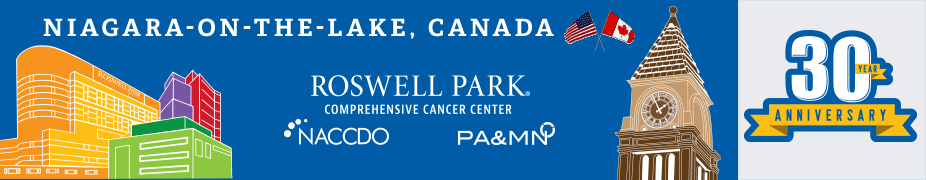 NACCDO-PAMN Annual Conference Roswell Park 2021