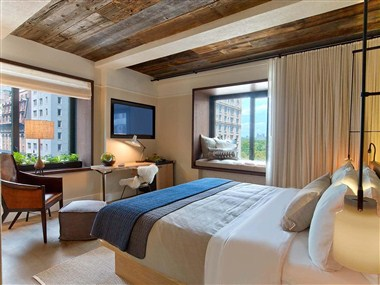 1 Hotel Central Park - Park View King Room