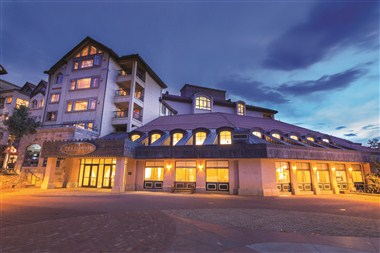 Exterior of the Telluride Conference Center