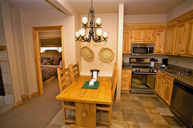 One Bedroom Condo at the Mountain Lodge