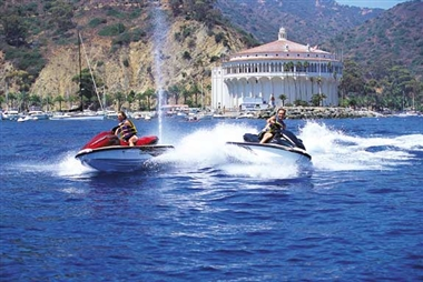 Water Sports on Catalina Island
