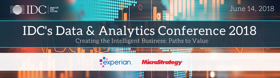 IDC's Data & Analytics Conference 2018
