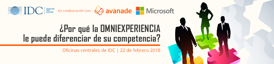 IDC Executive Breakfast Avanade Microsoft