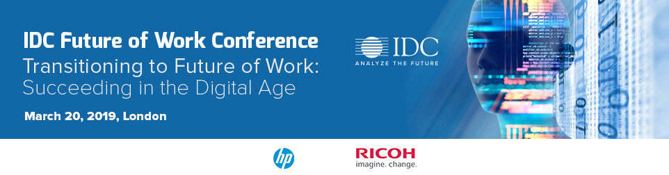 IDC Future of Work Conference 2019