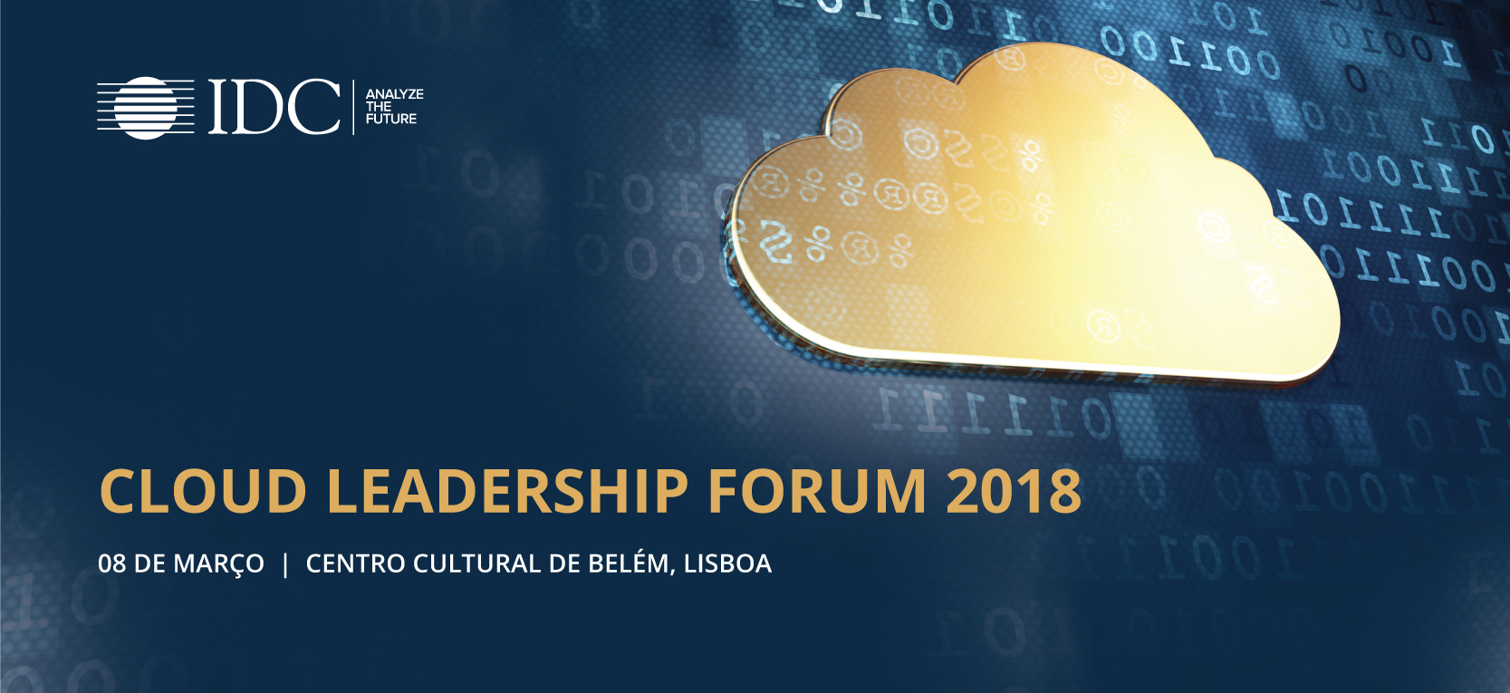 IDC CLOUD FORUM 2018