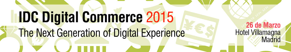 IDC Digital Commerce 2015